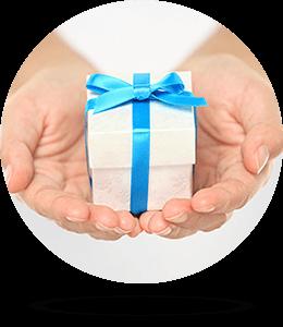 Trouver une idée de cadeau
